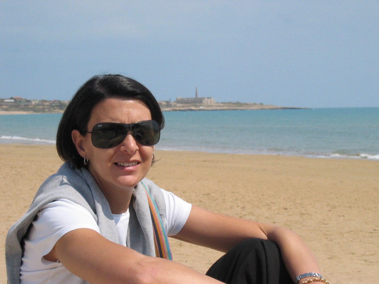 Cristina D'Antrassi Consigliere Anffas Regione Sicilia